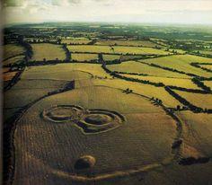 Bronze Age - Emain Macha / Navan Fort, Co Armagh, N Ireland.