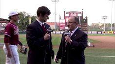 Jameis Winston & FSU Baseball: Pre-Game Tomfoolery. I gotta say, the kid's got a great sense of humor! :-D