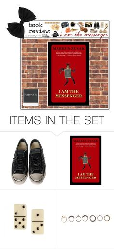 """Book Review: I Am The Messenger"" by the-tip-geek ❤ liked on Polyvore featuring art"