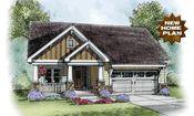 Hemsworth   Design 43065   Cottage Home Plan   Design Basics