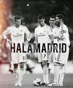 Real Madrid - Champions League 2013-14. La Décima, hala Madrid!!!!