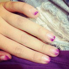 #AlfredAngelo Maids Monday #Violet Nails