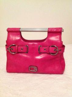 Guess Pink Clutch $17