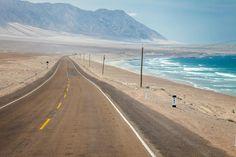 panamericana, uno de los grandes viajes legendarios, carretera que va desde…