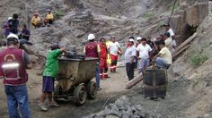La minería es una industria importante.