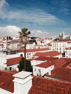 Portas do Sol, Lisboa | Portugal (by Nacho Coca)