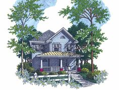 Eplans Craftsman House Plan - Three Bedroom Craftsman - 1880 Square Feet and 3 Bedrooms(s) from Eplans - House Plan Code HWEPL67800