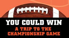 Are you want to Win A Trip to The Championship Game at different locations? then join Hooters College Football Sweepstakes 2018 from HootersFootball.com page. Under the Hooters Football Sweepstakes, candidates needs to visit online entry page to upload your photo and complete the registration form with all required information. Also post the Photo with the … Online Registration, Championship Game, Win A Trip, Online College, Photo Contest, College Football, Join, Pageant Photography, Photography Challenge