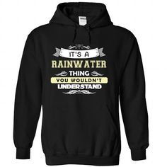 RAINWATER-the-awesome - #shirt hair #tshirt diy. BUY TODAY AND SAVE => https://www.sunfrog.com/LifeStyle/RAINWATER-the-awesome-Black-Hoodie.html?68278