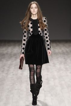 Jill Stuart Otoño Invierno 2014/2015 Mercedes-Benz Fashion Week New York