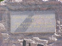 Pamplin Historical Park | Journey back into the 19th Century at Pamplin Historical Park and The National Museum of the Civil War Soldier! Listed on the National Register of Historic Places, a Virginia Historic Landmark, and a National Historic Landmark, Pamplin Historical Park is recognized as one of America's premier historical attractions and as the most innovative Civil War history park in the country.