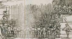 16th century - Sebald Beham (German, Nuremberg 1500–1550 Frankfurt) Entry of Charles V into Munich, June 10, 1530