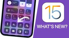 iOS 15 Released - What's New? (300+ New Features) - YouTube Marketing Program, Content Marketing Strategy, Whats New, Ios, The Creator, Youtube, Facts, Gadgets, Electronics