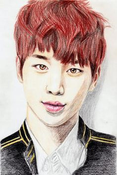 FAN ART FRIDAY: Seo Kang Jun, Lee Min Ho, Jeon Ji Hyun, Reply 1997, and Block B
