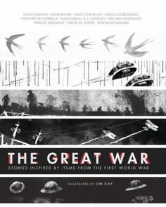 Writers of this collection of short stories were inspired to write about the First World War by physical objects associated with the war.
