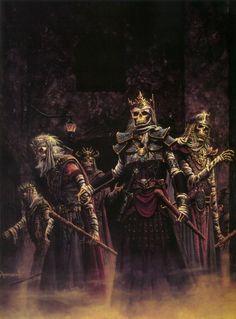 Liche Kings!