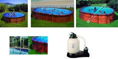 ¡Buenas tardes amigos! Esta semana os presentamos algunos modelos de piscinas de madera de la marca Gre. Descubre la elegancia y calidad al mejor precio. ¡Visítanos, asesoraremos su compra sin compromiso! http://www.top-piscinas.com/piscinas-de-madera-gre-serie-hawaii