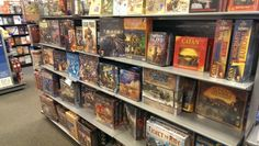 I'm a fan of TableTop and of games.  This is from Wil's most recent blog post. It's a pretty impressive display of the games that show has spawned.  Truly awesome!
