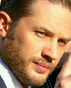 Wow is right. Tom Hardy is beautiful                              …