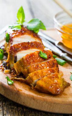 chicken with peach chipotle bbq sauce ala gwyneth paltrow bon appetit ...