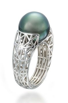 Ring | Christopher Duquet.  From the Fabrique Collection