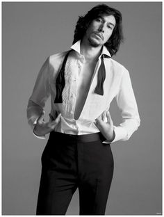 Adam Driver. I have fallen absolutely in love with this man  in less than 24 hours. #noshame