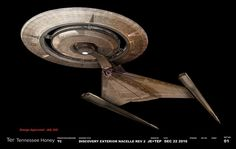 Star Trek Discovery Production & Concept Art