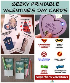 diy geeky valentines gifts for him