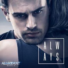 #DivergentSeries #Allegiant - Tobias 'Four' Eaton