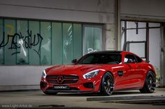 Mercedes-Benz AMG GT S Edition 1 by #Domanig  #mbhess #mbtuning