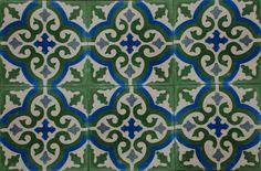 maroccan tile voltaire - vår