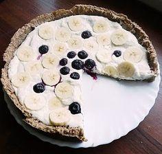 Dietetyczna tarta z twarożkiem na słodko | Nowe ciało - nowe życie | Motywujący blog o fitnessie i zdrowym trybie życia Pie, Fitness, Blog, Tart, Torte, Cake, Fruit Flan, Pies, Blogging