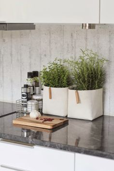 The Design Chaser: Interior Styling   Kitchen Corners