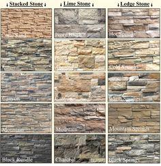 Modula Stone self-stick easy stone veneer | backsplash | Pinterest ...