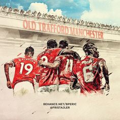 All You Wanted To Know About Football. There is no doubt that if you play football, you want to do well. Man Utd Tattoo, Man Utd Fc, Manchester United Wallpaper, Manchester United Team, Squad Photos, Football Wallpaper, Soccer Stars, Trafford, Architecture Drawings