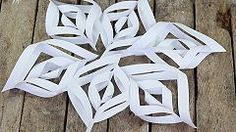 How to Make a 3D Paper Snowflake: 12 Steps - wikiHow