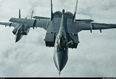 """Russian Air Force Mikoyan MiG-31BM """"Foxhounds"""""""