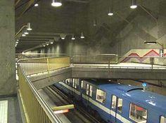 Station Verdun (ligne 1 verte)