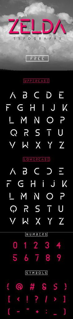 Zelda Free Font