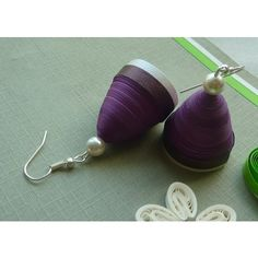 Paper jhumka 4 - Online Shopping for Earrings by Elan..the handmade jewelry store