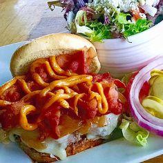 #burgeroftheweek #bacon #eatthis #captainmikes