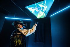 The Hubble telescope sees stars being born and spies on galaxies trillions of miles away. For the first time, you'll be able to see what it sees in a breathtaking, symphonic VR experience.