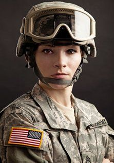 Army Strong and still a lady. - Great image - MilitaryAvenue.com