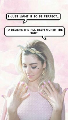 Marina and the diamonds edit!