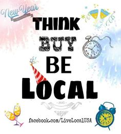We - the independent small businesses - are the heart and soul of our communities.    #loveyourlocal #shopsmall