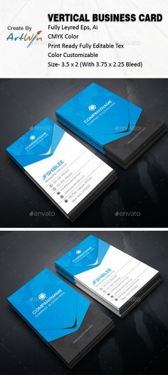 Gym fitness business card template by graphicdiamonds on creative creative business card by artwin file print dimension with bleed trim mark illustrator ai eps cmyk color print ready text editableboth side des fbccfo Images