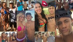 Dolce vita :) Neymar, Bikinis, Swimwear, Fashion, Bathing Suits, Moda, Swimsuits, Fashion Styles, Bikini