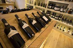 Wine Shop da Quinta do Bomfim. Fotografia: Rui Manuel Ferreira / Global Imagens