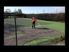 Tennis Court Maintenance Management Process - Sports and Safety Surfaces