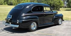 1941 Ford Super Deluxe, my son and I enjoyed this restoration project.
